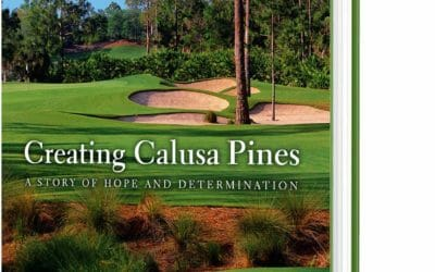 "Golf Course Architecture on ""Creating Calusa Pines"""
